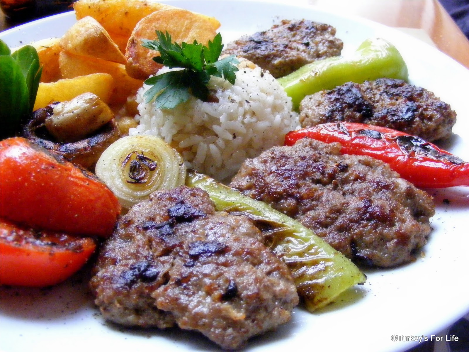 ... turkish kofte meatballs slender kitchen kofte turkish meatballs recipe